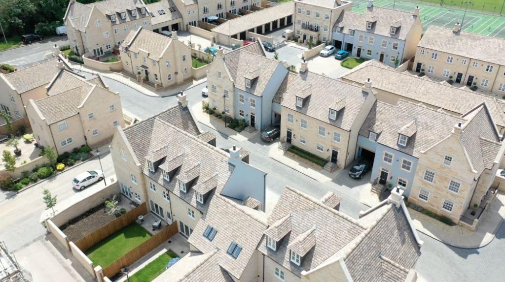 Stamford Stone Houses